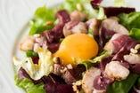 ◆河内鴨◆ 新鮮野菜と相性の良い鴨肉をご堪能ください◎