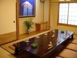 個室◆掘りごたつ 「寿」 8~10名様迄収容可能