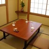 2階座敷 桜 禁煙席