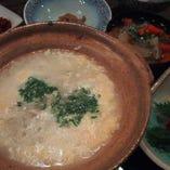 ◆◆ふぐ雑炊◆◆  ※今季終了次回11月下旬からのご用意