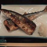 本日の焼魚《連日売り切れ御礼》