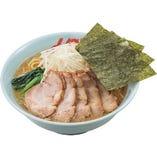 味噌ネギチャーシュー麺