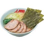 塩チャーシュー麺