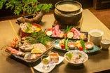 日本酒がグッと進む、旨い料理を取り揃えています!