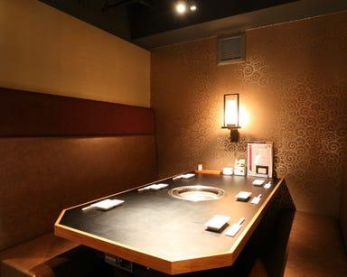 神戸牛・個室焼肉 大長今-techangum- 三宮トアロード店 店内の画像
