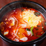クッパ、韓国風もつ鍋寒い冬だけでなく、暑い夏にもALLOK!!