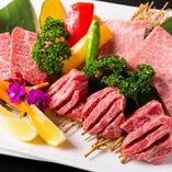 国産和牛をこんなにもリーズナブルに食べられる焼肉店は金丸!!