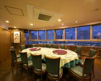 中国料理 天安閣  店内の画像