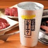 【お肉の合間に】 お肉と相性抜群!さっぱりできる飲み物も豊富
