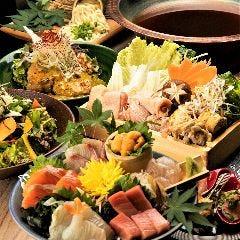 【OPEN記念!豚バラ肉と旬野菜蒸篭蒸コース今3000⇒《2000円》】