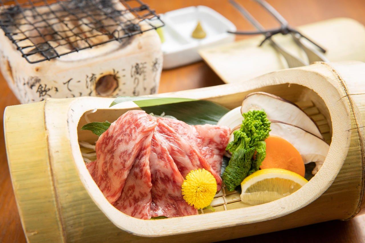 紀州三大名産、和歌山の食材を使用!