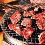 【本格焼肉!49品が食べ放題】肉八の食べ放題2,480円コース(税別)|宴会・歓迎会・送別会