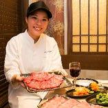 新宿駅徒歩5分でアクセス良好!個室で贅沢に焼肉を満喫ください