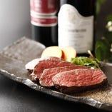 熟成肉×ワインのマリアージュをお愉しみください!