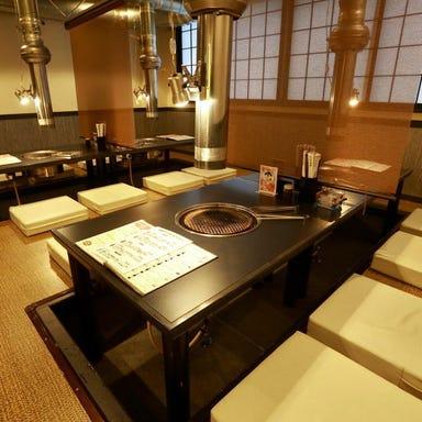 焼肉鶴橋本店  店内の画像
