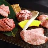 神戸牛、近江牛、佐賀牛をご用意