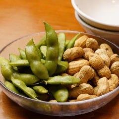 茶豆&地豆
