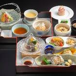 【ランチ】おすすめ会席料理「四季彩」