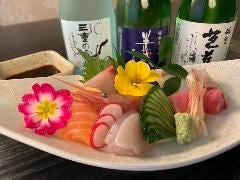 旬魚菜 plus 伊賀牛 ~悠~