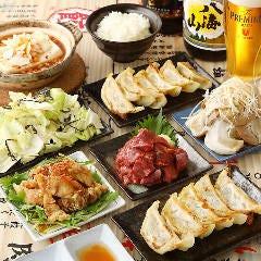 肉汁地獄 肉汁餃子研究所千葉店