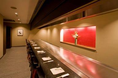 ホテル日航姫路 鉄板焼 銀杏  店内の画像