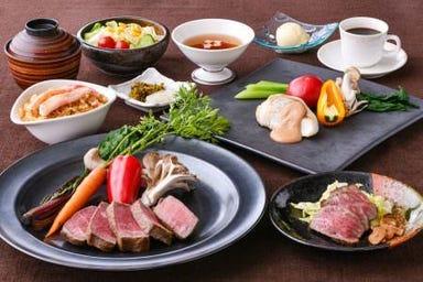 ホテル日航姫路 鉄板焼 銀杏  コースの画像