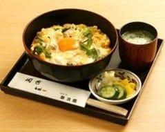 【新三浦名物】親子丼<スープ付>