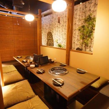韓国酒場×チーズ×焼肉 テバク食堂 明石駅前店 店内の画像