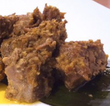 インドネシアスタイル牛肉の角煮