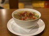牛肉団子スープ
