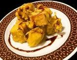 豆腐揚げジャワ風味