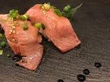 和牛肉寿司 (一貫)