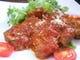 「トロトロ、豚軟骨ソーキのトマト煮」