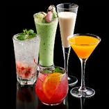 【期間限定】【4/1~5/16】Spring Cocktail Collection 2021