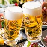 キリン一番搾り 生ビール