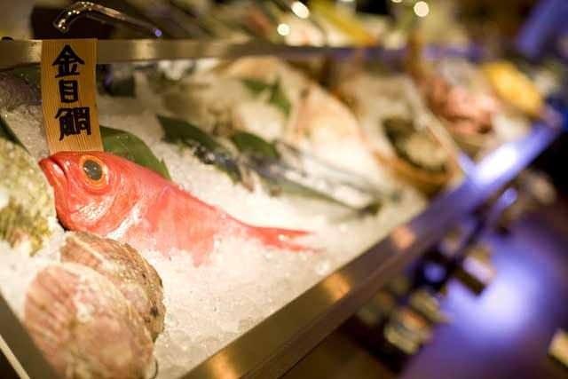 毎日直送の新鮮な魚貝が 味わえます!