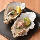 東北の美味しい牡蠣をご堪能下さい!口に入れた瞬間、クリーミー
