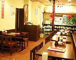 萬福酒楼  店内の画像