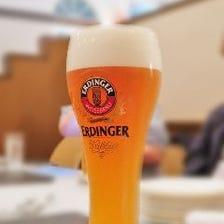 全て本場ドイツから輸送!樽生ビール