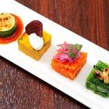 【セット注文用】お野菜4種のキューブ