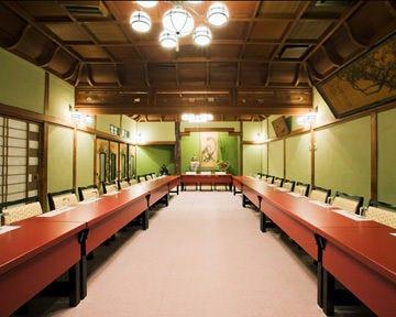 料亭 京極  店内の画像