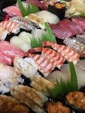 ◆バリエーション豊富な海鮮料理