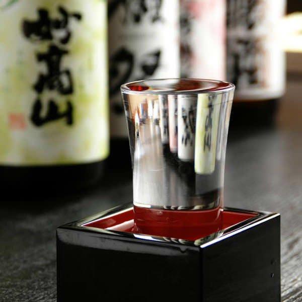 当店こだわりの九州焼酎×日本酒