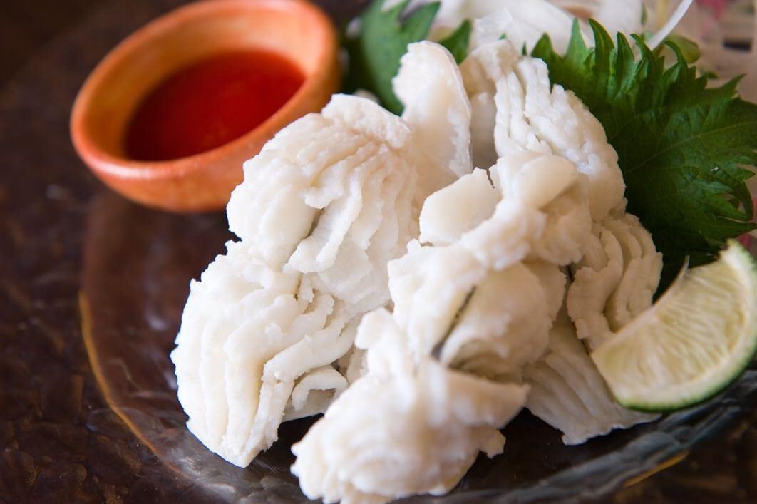 鱧落とし・鴨の炙り肉寿司・京料理