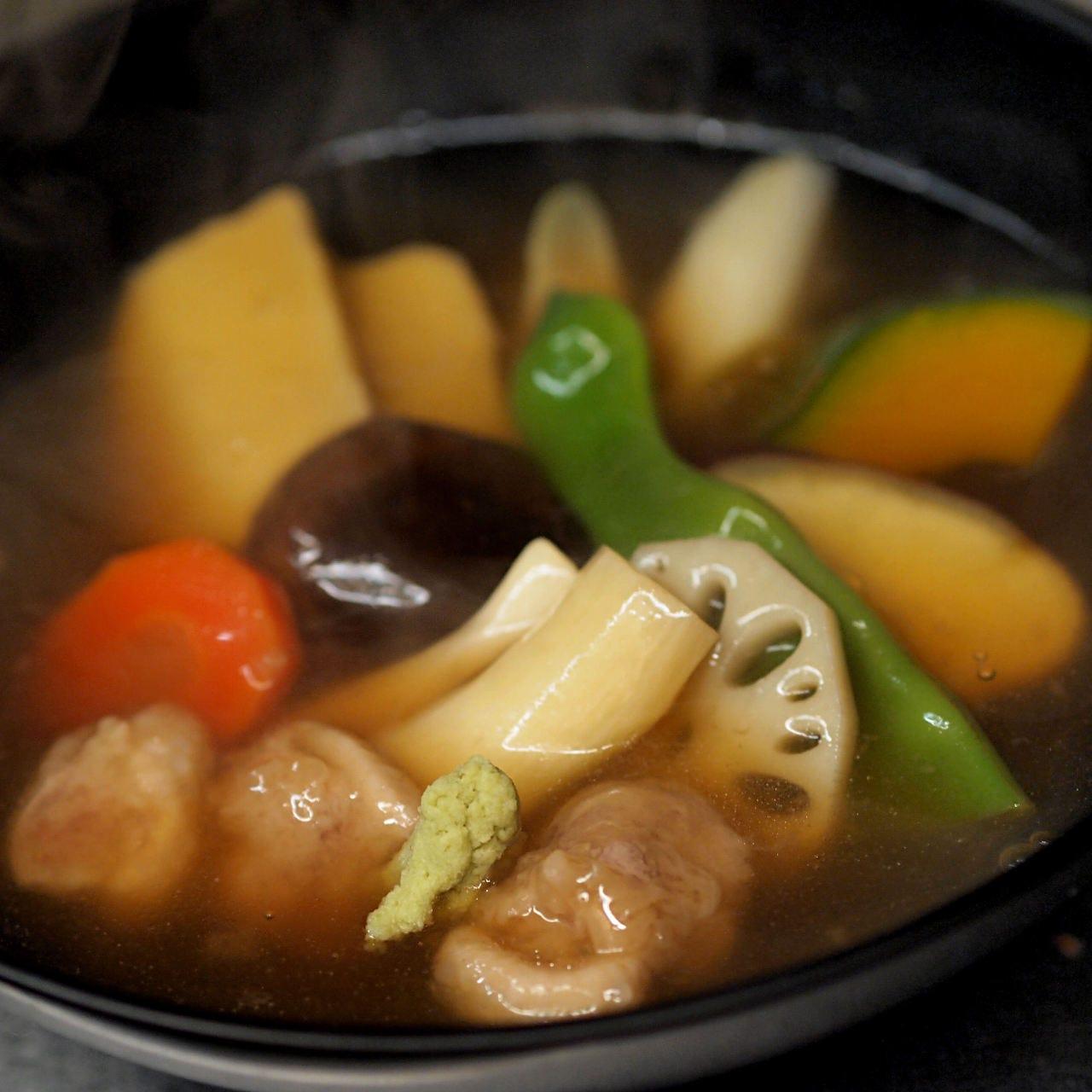 新旧加賀料理と酒 『金澤もんよう』