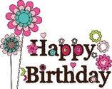 誕生日会などのお祝いの時も精一杯お祝いします♪