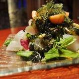 海人サラダ