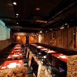 店内はまさに本場沖縄そのまま♪宴会やお食事などにご利用いただけます!!