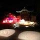 高台寺から徒歩6分。ライトアップでお越しの際のお食事に。