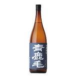柳田酒造合名会社 『青鹿毛』【麦】/25度